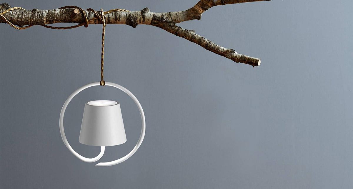 zafferano poldina sospensione lampes poldina